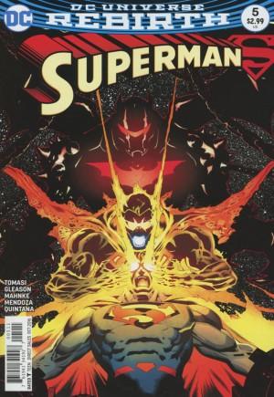 Superman (2016-2018)#5A