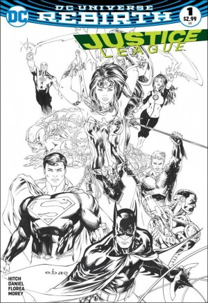 Justice League (2016-2018)#1J