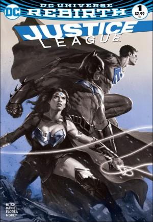 Justice League (2016-2018)#1L