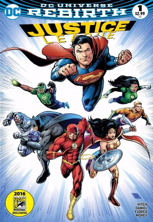 Justice League (2016-2018)#1S