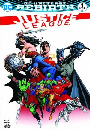 Justice League (2016-2018)#1T