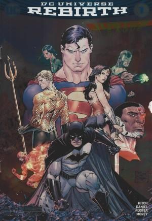 Justice League (2016-2018)#1U