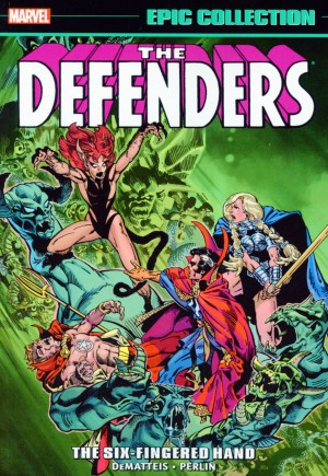 Defenders Epic Collection#TP Vol 6