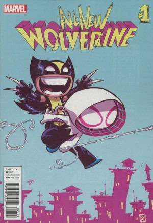 All-New Wolverine (2016-Present) #Annual 1B