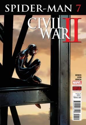 Spider-Man (2016-2017)#7A