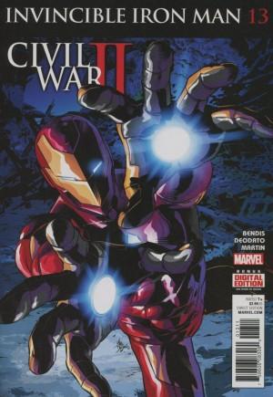 Invincible Iron Man (2015-2016)#13A