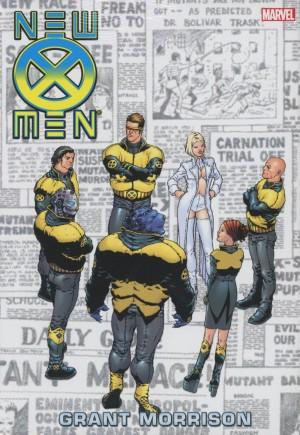 New X-Men Omnibus (2006)#HCC