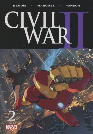 Civil War II (2016)#2I