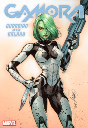 Gamora: Guardian of The Galaxy #TP