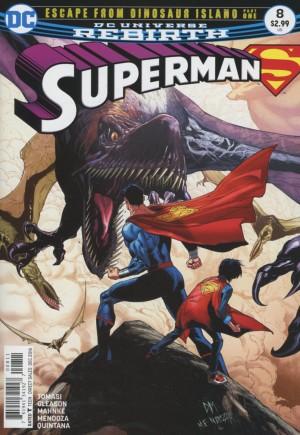 Superman (2016-2018)#8A