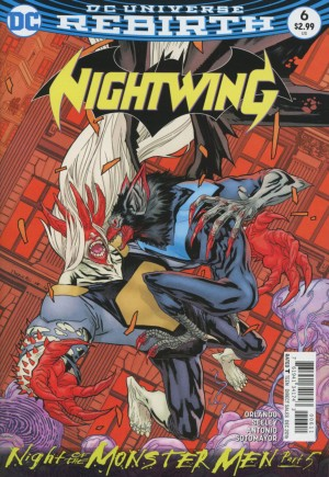 Nightwing (2016-Present) #6A