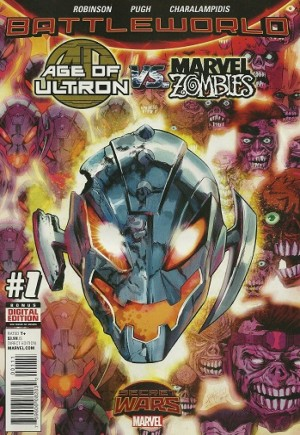 Age of Ultron vs. Marvel Zombies #1A
