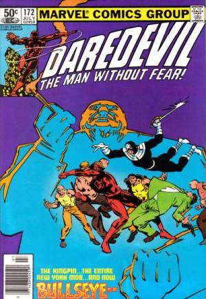 Daredevil (1964-1998)#172A