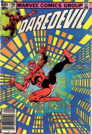 Daredevil (1964-1998)#186A