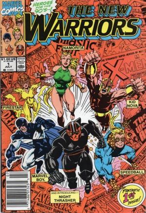 New Warriors (1990-1996)#1A