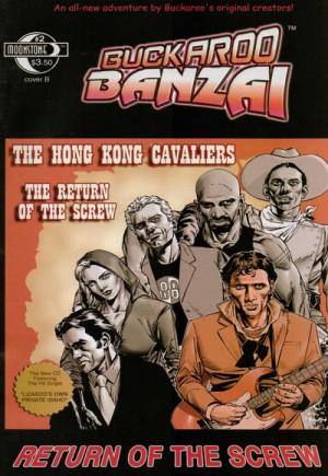 Buckaroo Banzai (2006)#2B
