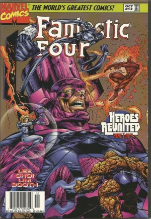 Fantastic Four (1996-1997)#12A