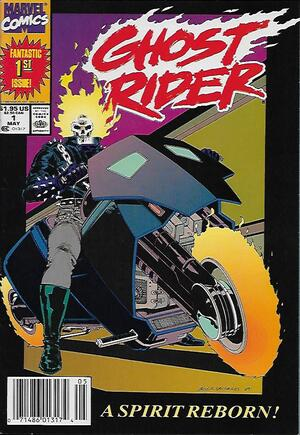Ghost Rider (1990-1998)#1A