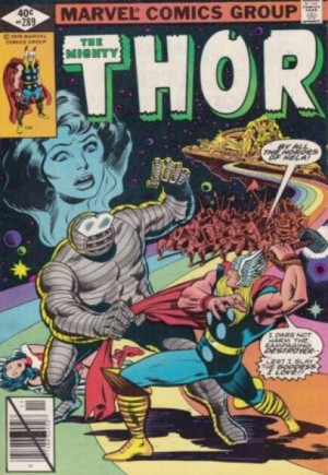 Thor (1966-1996)#289B