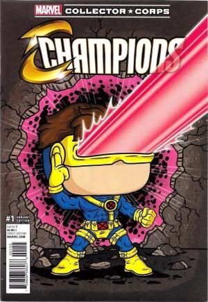 Champions (2016)#1U