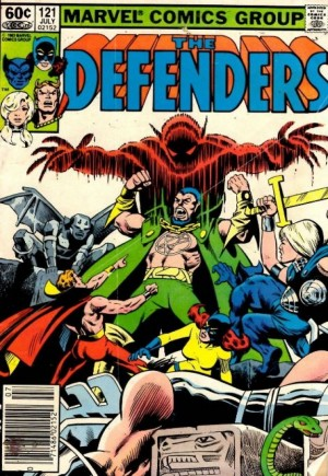 Defenders (1972-1986) #121A