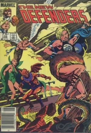 Defenders (1972-1986)#132C