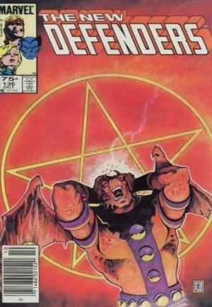 Defenders (1972-1986)#136C