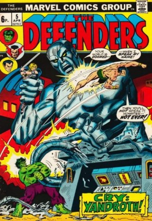 Defenders (1972-1986)#5B