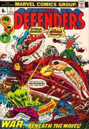 Defenders (1972-1986)#7B