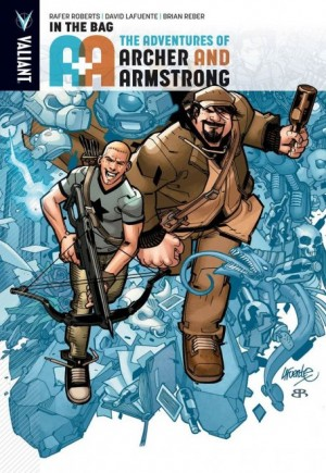 Adventures Of Archer And Armstrong#TP Vol 1
