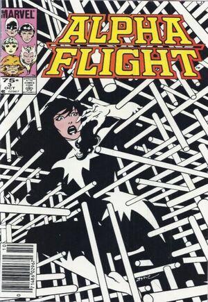 Alpha Flight (1983-1994)#3C