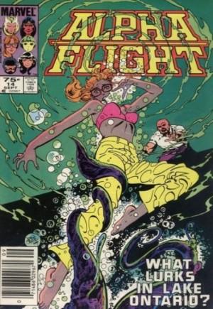 Alpha Flight (1983-1994)#14C