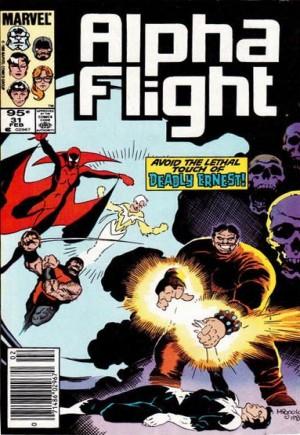 Alpha Flight (1983-1994)#31C