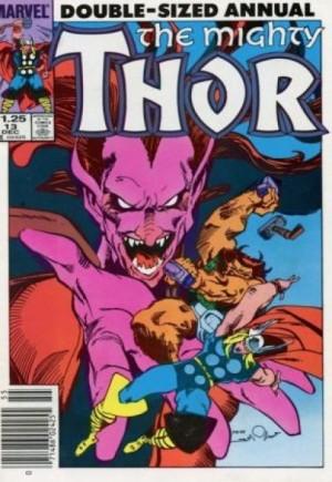 Thor (1966-1996)#Annual 13A