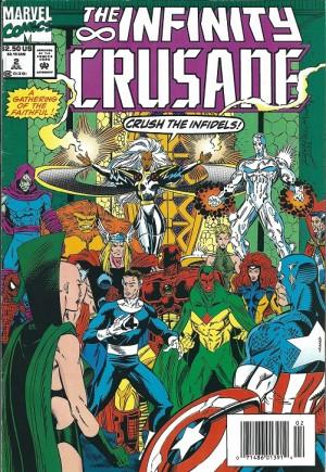 Infinity Crusade (1993)#2A