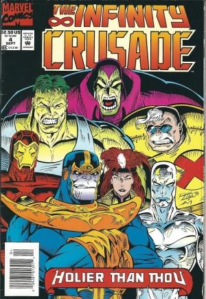 Infinity Crusade (1993)#4A
