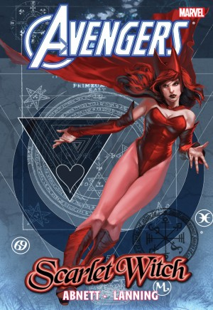 Avengers: Scarlet Witch #TP