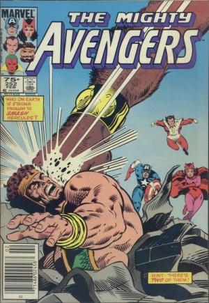 Avengers (1963-1996)#252C