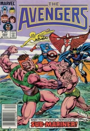 Avengers (1963-1996)#262C
