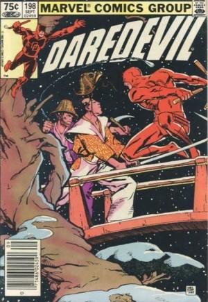Daredevil (1964-1998)#199C