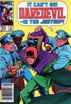 Daredevil (1964-1998)#218A