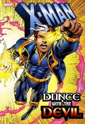 X-Man: Dance With the Devil (2012)#TP
