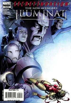 New Avengers: Illuminati (2007-2008)#5