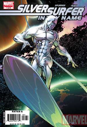 Silver Surfer: In Thy Name (2008)#1