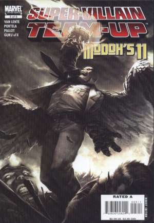 Super-Villain Team-Up: MODOK's 11 (2007-2008)#5