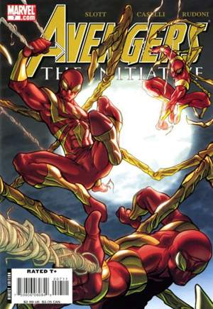 Avengers: The Initiative (2007-2010)#7