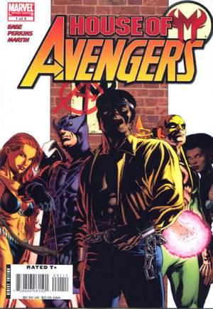 House of M: Avengers#1
