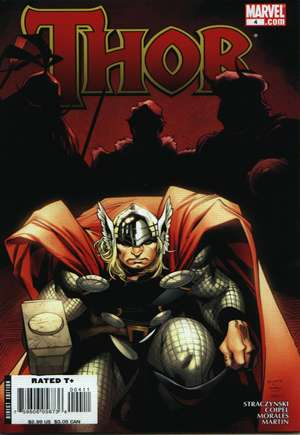 Thor (2007-2011)#4A