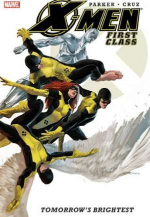 X-Men: First Class (2006-2007) #TP