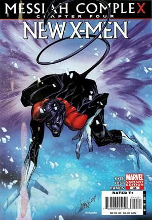New X-Men (2006-2008)#44B